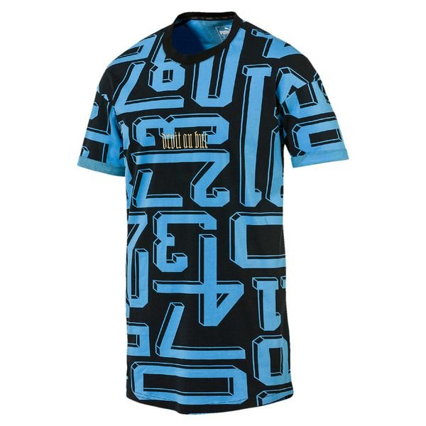 new concept 6fdb6 d9905 Marseille T-Shirt Graphic - PUMA Black