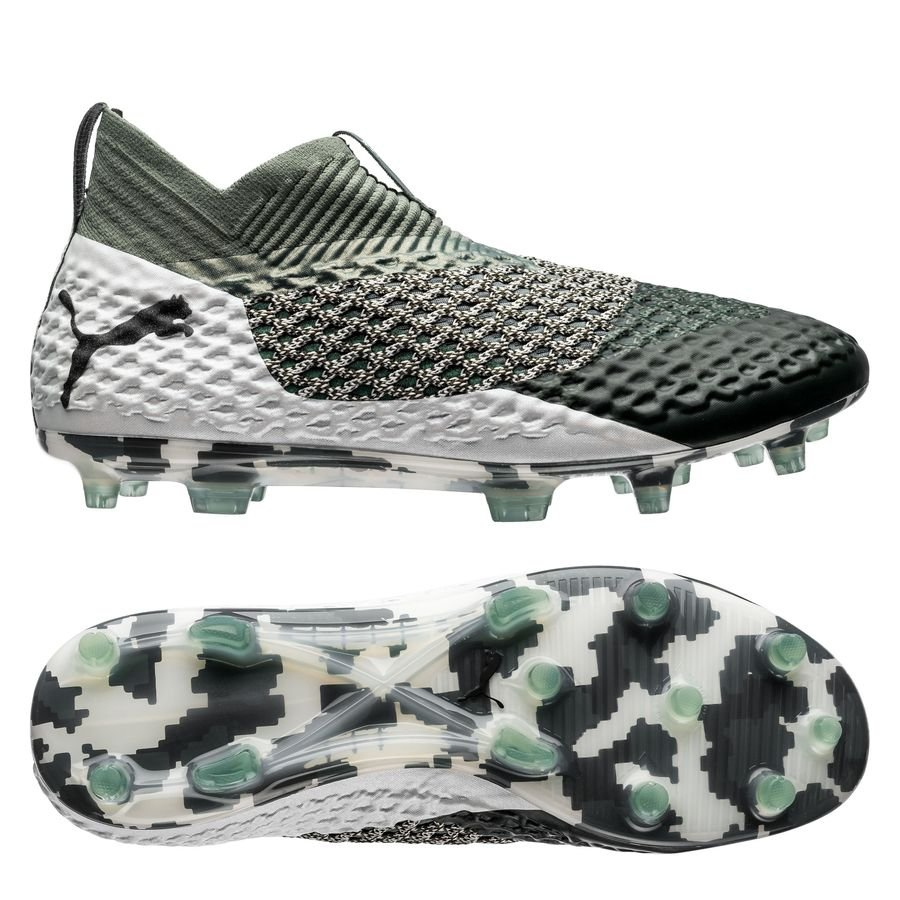 e582c00e9fa puma future 2.1 netfit fg ag attack - green white black - football ...