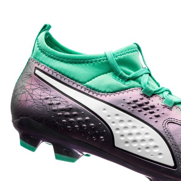 ... puma one 3 fg illuminate pack - lila turkos barn - fotbollsskor ... 0d0b8909f599b