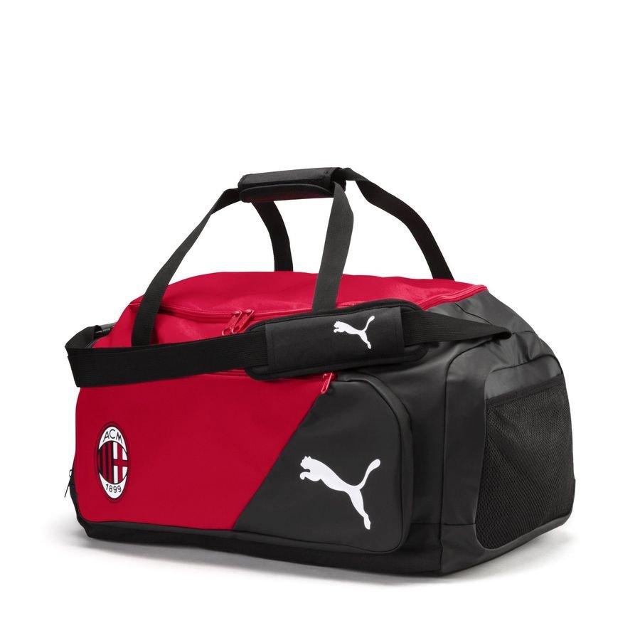 Milan AC Sac de Sport LIGA - Rouge/Noir