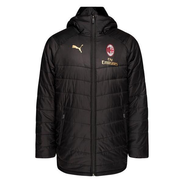 AC Milan Dunjakke Grønn | unisport.dk