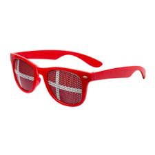 denmark sunglasses - red/white - accessories