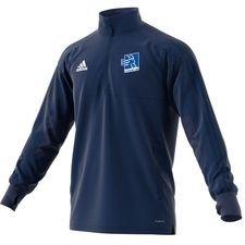 adidas Trainingsshirt Kwartrits Condivo 18 - Navy/Wit