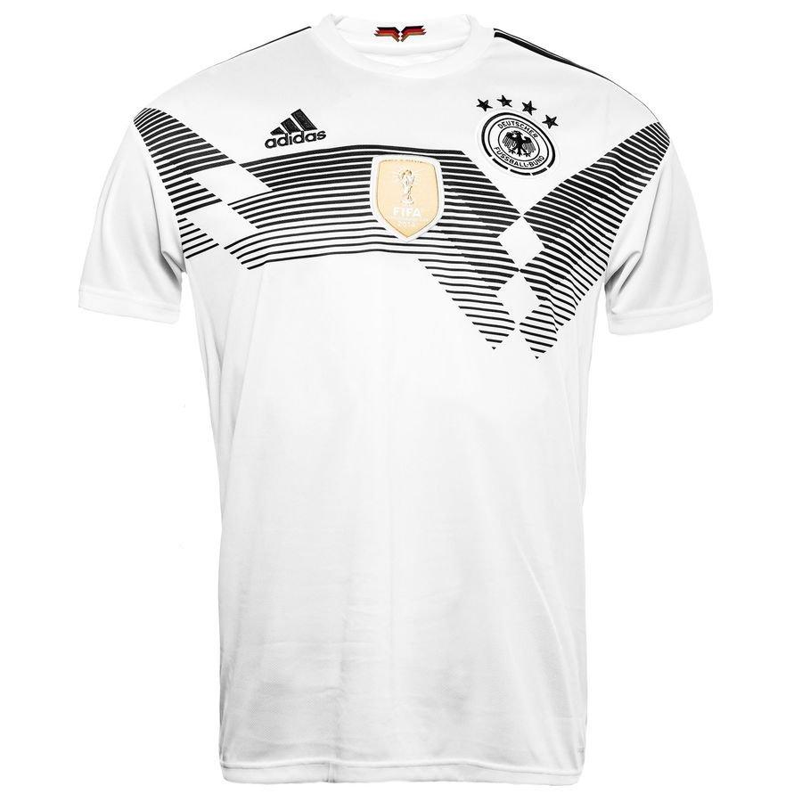 germany home shirt world cup 2018 kids pre-order - football shirts ... 65d6aab70