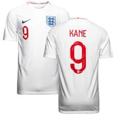 england home shirt world cup 2018 kane 9 kids - football shirts