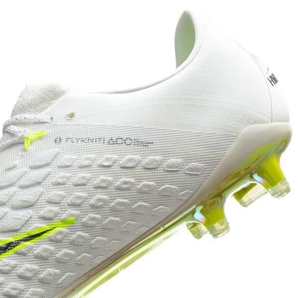 363f128ec Nike Hypervenom Phantom 3 Elite FG Just Do It - Hvit Neon LIMITED EDITION