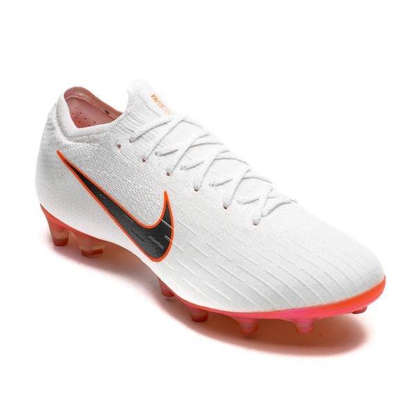 e0e18f38ed1 Nike Mercurial Vapor 12 Elite AG-PRO Just Do It - Hvit/Oransje LIMITED