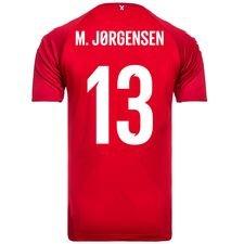 f69b7a82b Denmark Home Shirt World Cup 2018 Pro Player Edition M. JØRGENSEN 13