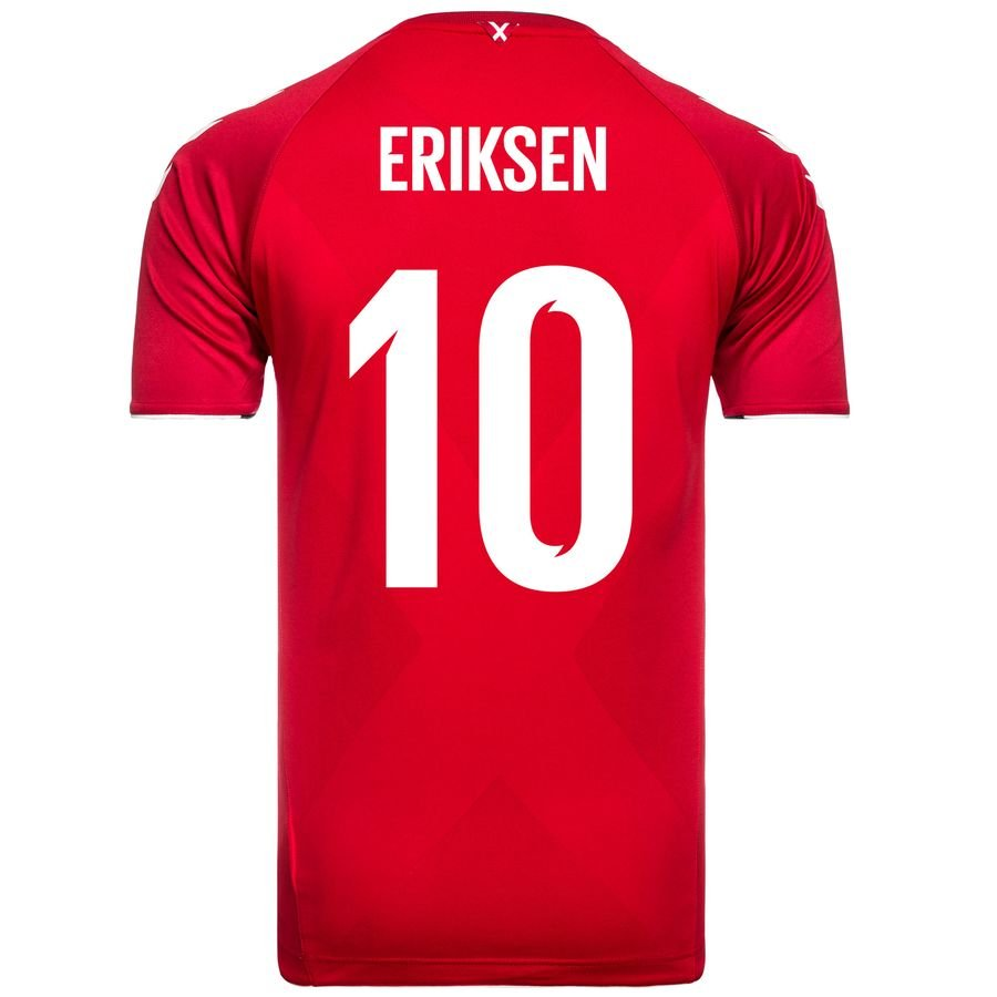 e609c744bc3 Denmark Home Shirt World Cup 2018 ERIKSEN 10 Kids | www.unisportstore.com