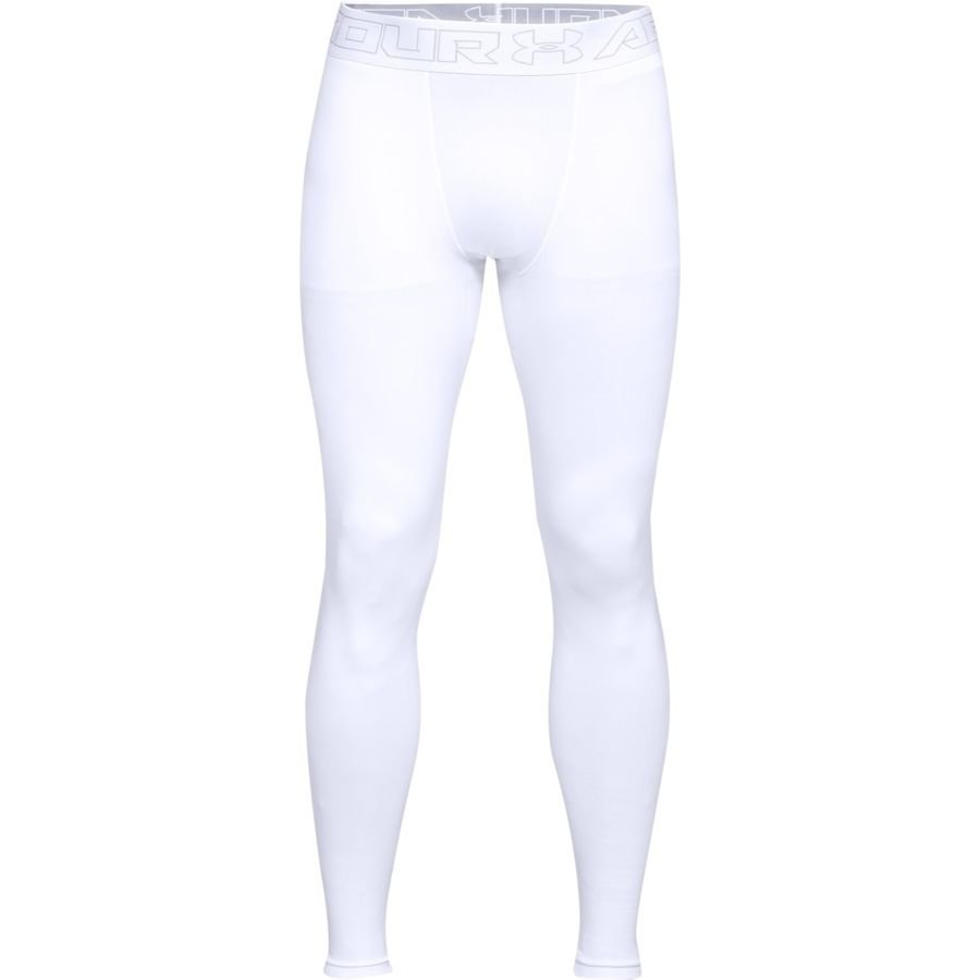 Under Armour ColdGear Compression Collant - Blanc