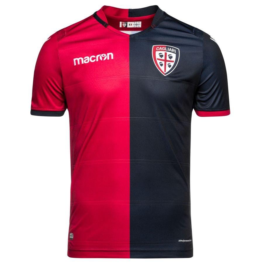 Cagliari Hjemmebanetrøje 2018/19