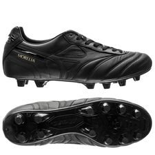 Mizuno Morelia II Made in Japan FG Blackout - Black/Black LIMITED EDITION