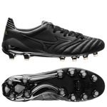 Mizuno Morelia Neo II Made in Japan FG Blackout - Sort/Sort LIMITED EDITION