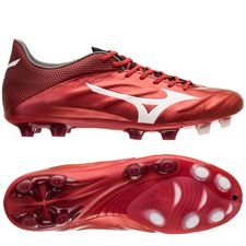 Mizuno Rebula II V1 Made in Japan FG Red Passion Pack - Red/White