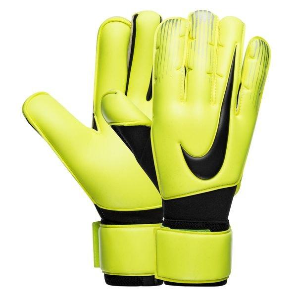 Nike Vapor Grip3 Goalkeeper Gloves �?VoltBlack