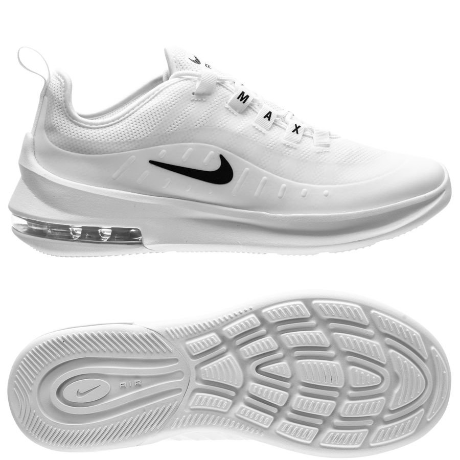 Nike Air Max Axis - Blanc/Noir Enfant