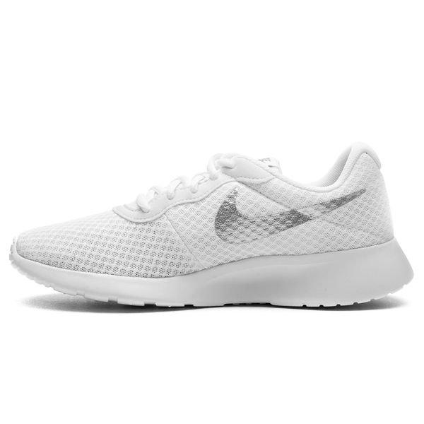 reputable site 9195f fe22a Nike Tanjun - Valkoinen Hopea Nainen 1