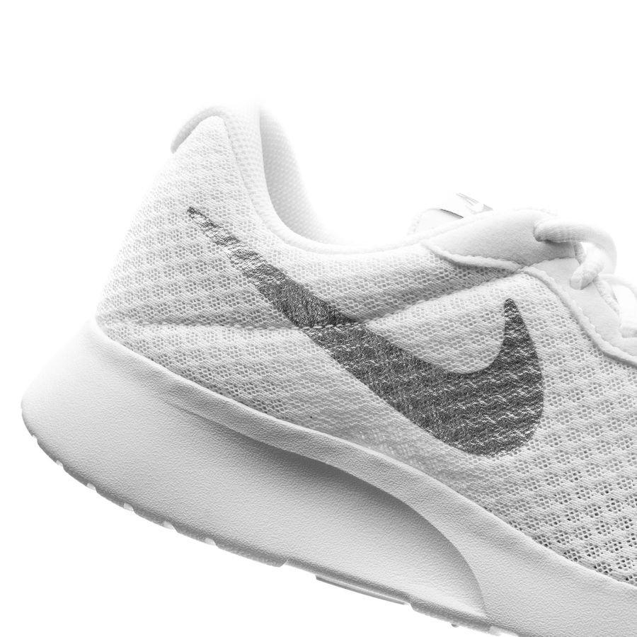 best sneakers d5980 d3e4d Nike Tanjun - Valkoinen Hopea Nainen   www.unisportstore.fi