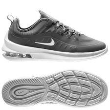 nike air max axis - grå/hvid - sneakers