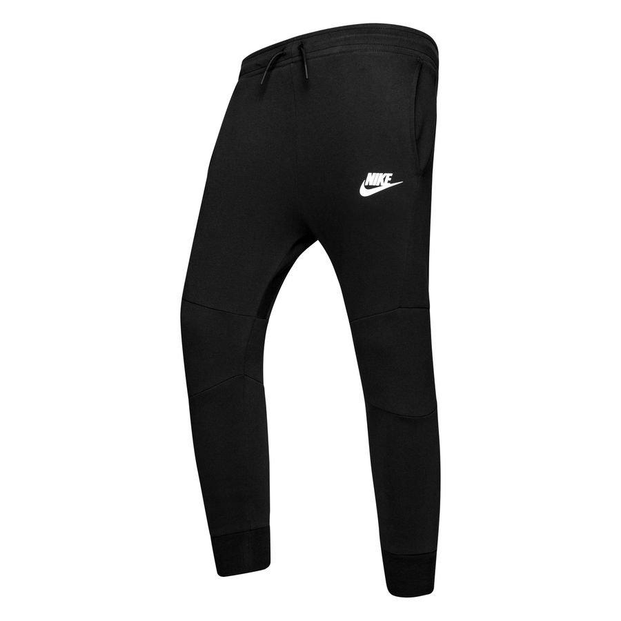 Nike Sweatpants NSW Tech Fleece - Sort Børn thumbnail