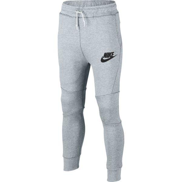 Nike Bas de Survêtement NSW Tech Fleece Gris Enfant