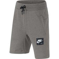 Image of   Nike Shorts Air Kort - Grå/Hvid Børn