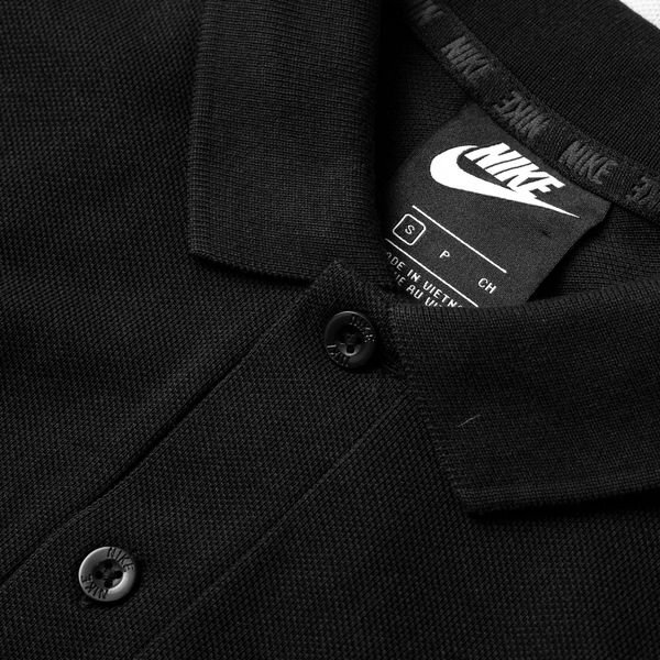 newest collection 9f01b 73556 ... nike pikee nsw matchup - valkoinen musta - pikeepaita ...