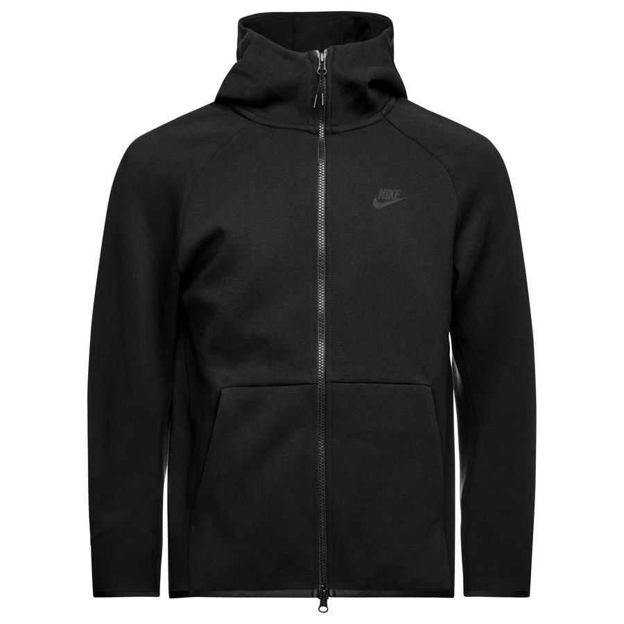 Nike Veste à Capuche FZ NSW Tech Fleece - Noir