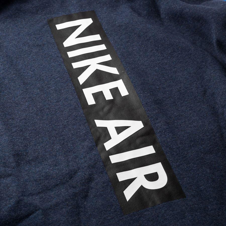 Nike NSW Veste à Capuche FZ Fleece Air Bleu MarineBleuBlanc