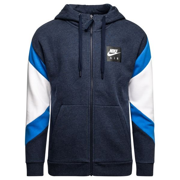 veste nike air bleu