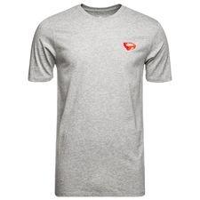nike t-shirt nsw - grå - t-shirts