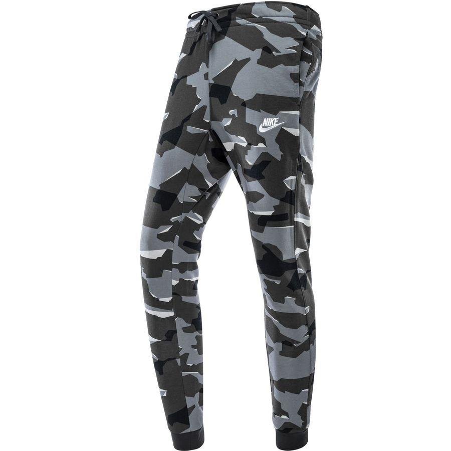 Nike Bas de Survêtement NSW Club - Gris/Gris/Blanc