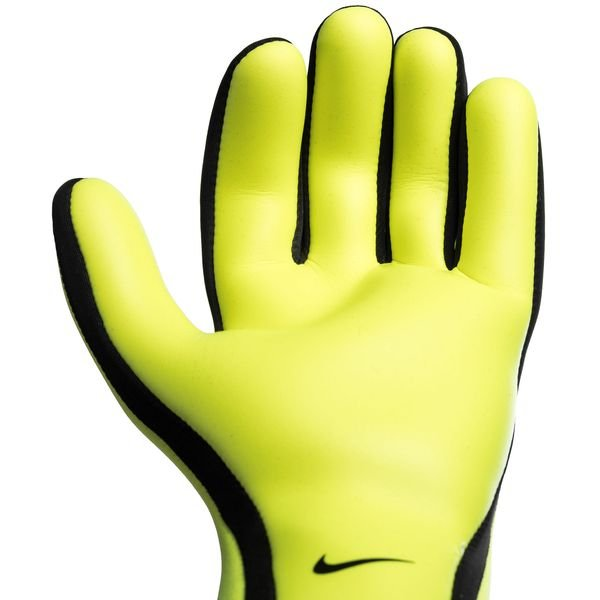 more photos 58db9 f1087 Nike Goalkeeper Gloves Mercurial Touch Victory - Volt/Black ...