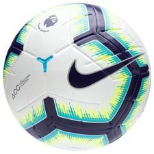 Nike Ballon Premier League Merlin - Blanc/Violet PRÉ-COMMANDE