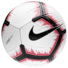Nike Fotboll Strike - Vit/Röd/Svart