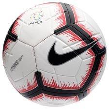 Nike Fotboll Strike La Liga - Vit/Röd/Svart