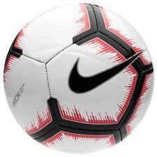 nike fodbold pitch - hvid/rød/sort - fodbolde