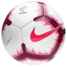 Nike Fotboll Pitch La Liga - Vit/Rosa/Bordeaux