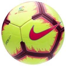 Nike Fotboll Pitch La Liga - Neon/Rosa/Bordeaux
