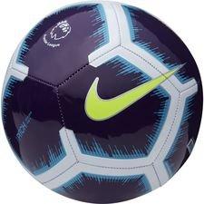 Nike Fodbold Pitch Premier League - Lilla/Hvid