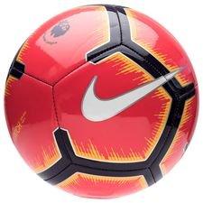 Nike Fotboll Pitch Premier League - Röd/Lila