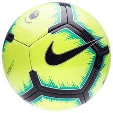 Nike Fodbold Pitch Premier League - Neon/Lilla/Blå