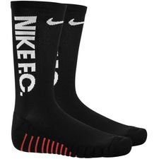 Nike Football Socks Nike F.C. Crew - Black/White