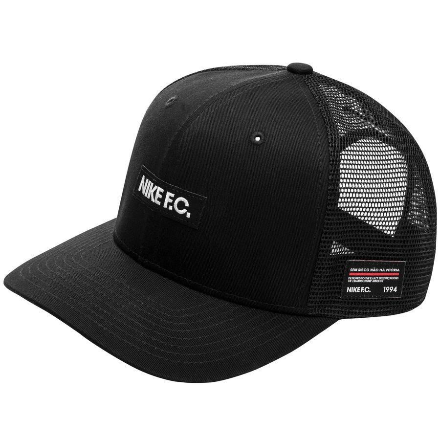 26b549408 Nike F.C. Cap CLC99 - Black | www.unisportstore.com