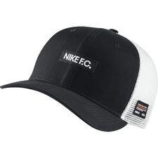 Nike F.C. Cap CLC99 - Black/White