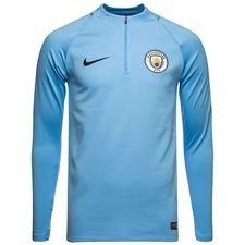 Manchester City Träningströja Dry Squad Drill - Blå/Svart