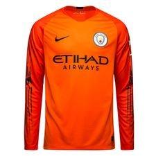 Manchester City Målmandstrøje 2018/19