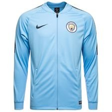 Manchester City Trainingsshirt Dry Squad Drill - Blauw/Navy
