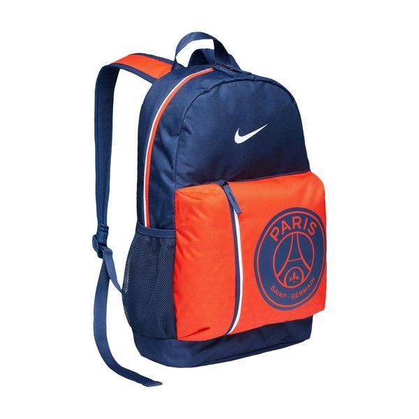 058ddb5a90f3 Paris Saint Germain Backpack Stadium - Midnight Navy Challenge Red ...