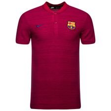 barcelona polo authentic grand slam - bordeaux/navy - polotrøjer